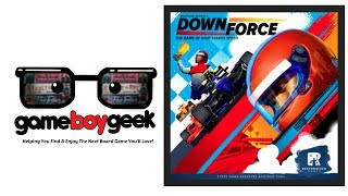 Downforce Review with the Game Boy Geek