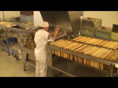 120 Frame Honey Extracting Line