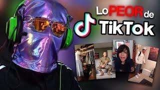 LO PEOR DE TIK TOK