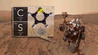 Organic matter found on Mars announced by NASA