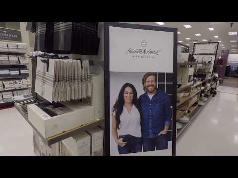 New Hearth and Hand Collection by Chip and Joanna Gaines at Target