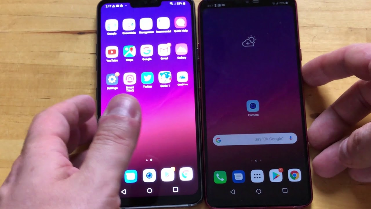 LG G7 ThinQ review: A step toward a smarter phone, but the AI needs