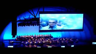 AR Rahman n LA Philharmonic - Endhiran and Roja @hollywoodbowl