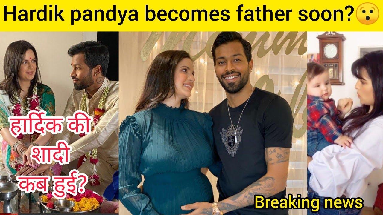 Hardik Pandya Becomes Father Soon ह र द क क श द कब ह ई Hardikpandya Hardikbecomesfather Youtube
