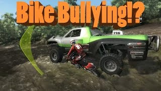 MX vs ATV Reflex BIKE BULLYING!
