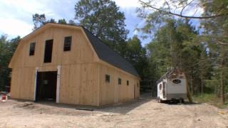 Video Biography - The Barn Yard & Great Country Garages