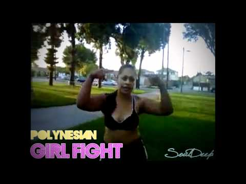 The Best Girl Street Fight EVER! (Teine Edition)