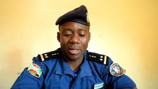 Les Grandes réalisations de la Police de Gitega avec opc2