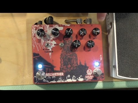 [NAMM] Walrus Audio Bellweather Analog Delay and Messner Overdrive