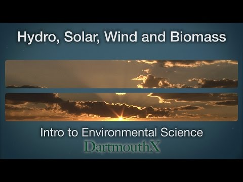 Hydro, Solar, Wind, and Biomass