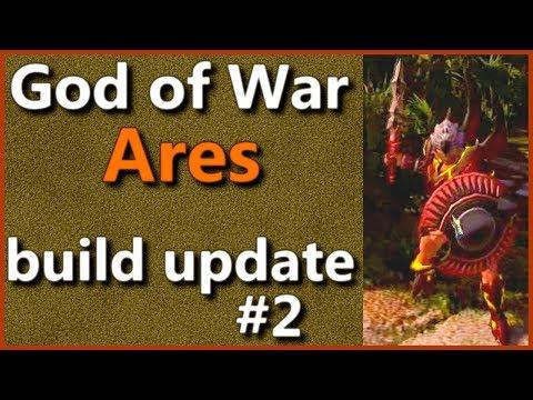 Titan Quest Anniversary God Ares build update #2