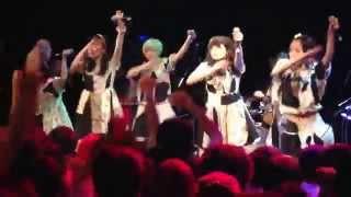 Vampillia bombs BiS / アンコール My Ixxx @ 渋谷WWW2014/6/6