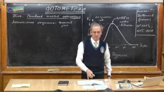 Урок 407. Основные понятия фотометрии - 1