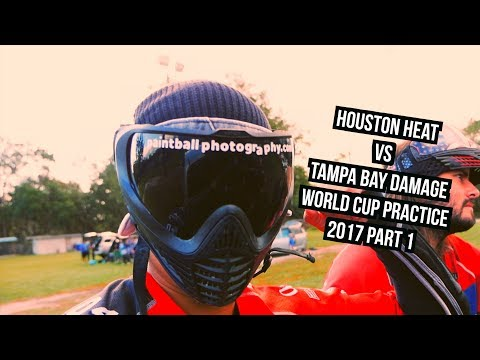 FLASHBACK VLOG EP. #6   Houston Heat vs Tampa Bay Damage - World Cup Practice Part 1