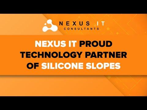 Nexus IT Proud Technology Partner of Silicone Slopes