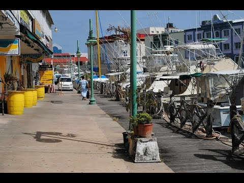The Capital Of Barbados Is Bridgetown