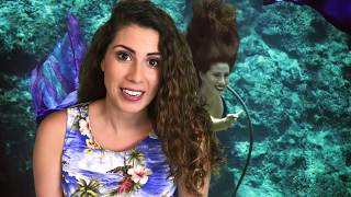 """Tail Mail"" with Weeki Wachee Mermaid Charlene from Riley in Beverly Hills, FL"