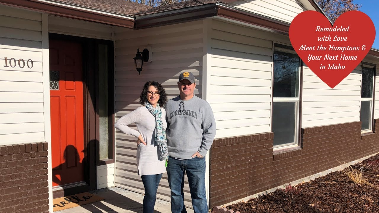 Flipping a Boise Home With Love