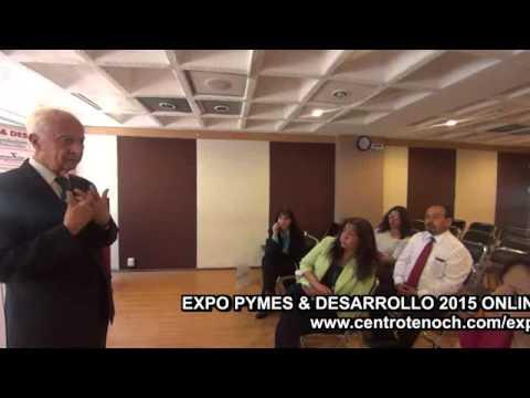 expo-pymes-&-desarrollo-2015:-antonio-velasco-piña,-méxico-y-los-signos-de-los-tiempos