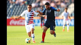 MATCH HIGHLIGHTS - France v USA - FIFA U-20 World Cup Poland 2019