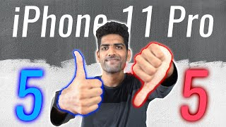 """iPhone 11 Pro - 5 Cool Features & 5 """"INNOVATIVE"""" Features😜"""