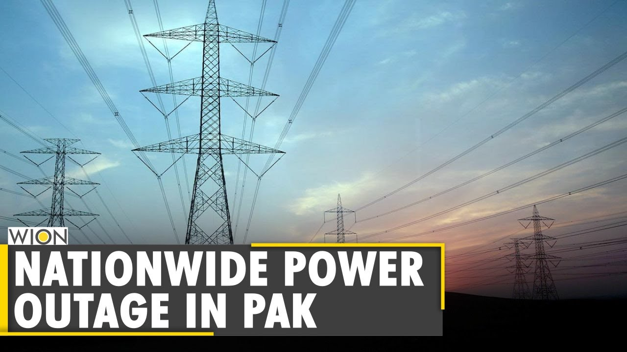 Massive power outage in Pakistan following national grid breakdown | South Asia | World News