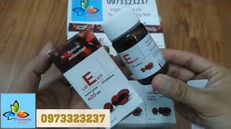 mở hộp vitamin e zentiva NGA