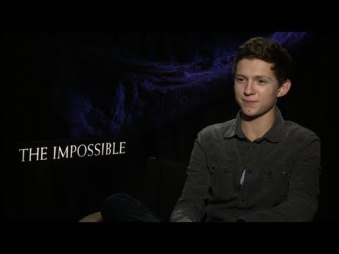 Tom Holland Talks About The Impossible and His Special Bond With Naomi Watts