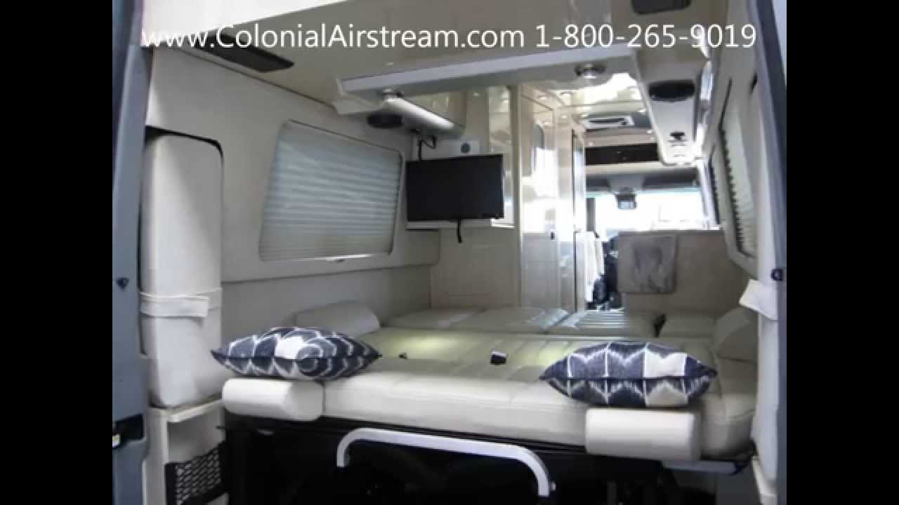 Sprinter Rv For Sale >> 2015 Airstream Interstate 3500 24' Grand Tour Camping RV ...
