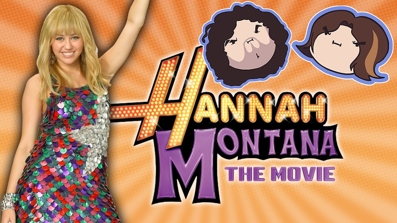 hannah montana the movie game grumps youtube