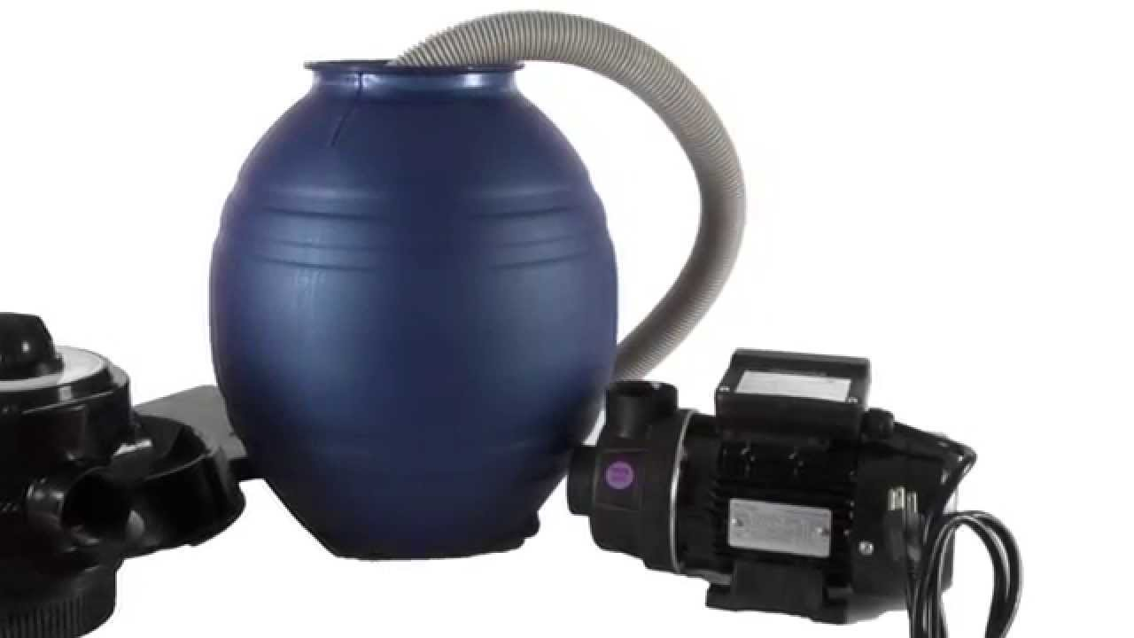 Swimline Above Ground 13 Quot Sand Filter With Pump 71225