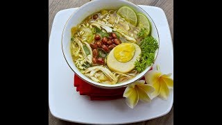 Empress Multi-purpose Cooker Recipe: Aromatic Chicken Soto