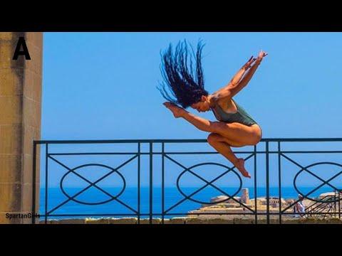 Acrobatic Dance