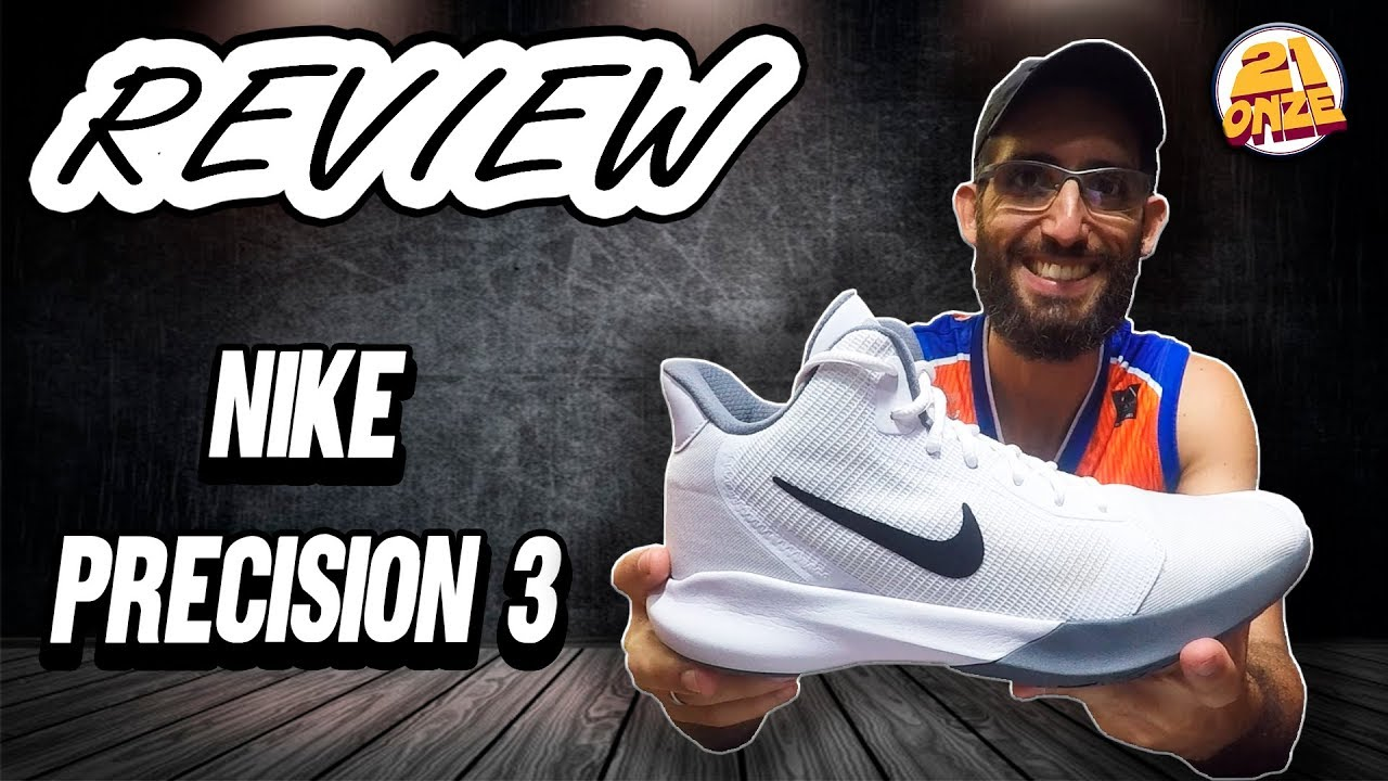 Review NIKE PRECISION III - YouTube