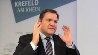 1 Jahr OB in Krefeld - Frank Meyer zieht Bilanz, Teil 4 (Bildung) (am 08.11.2016 um 16:11)