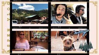 Aspen, Colorado | Travel Vlog | Alexander Rain