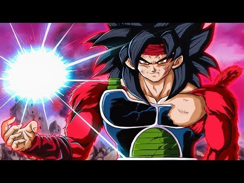 Time Breaker Bardock AFTER Dragon Ball GT