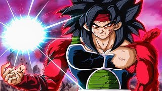 Time Breaker Bardock AFTER Dragon Ball GT
