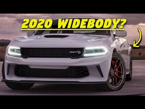 2020 Dodge Charger Widebody *FINALLY CONFIRMED! (Hellcat + Scat Pack)