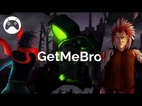 GetMeBro! - Android Gameplay