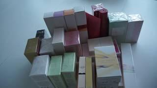 Мои запасики парфюмов