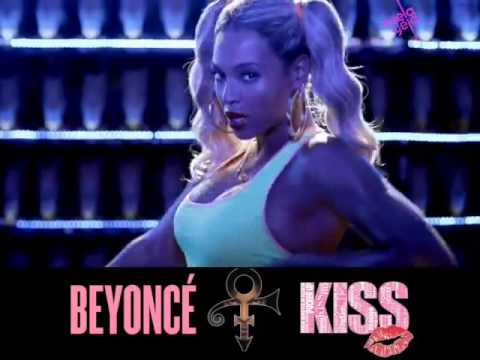 Beyonce Does A Tribute To Prince Song Kiss
