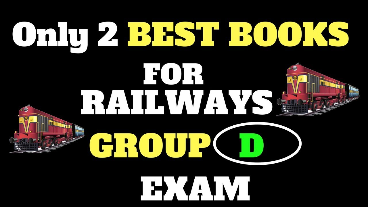 Railway Group D Book 2018