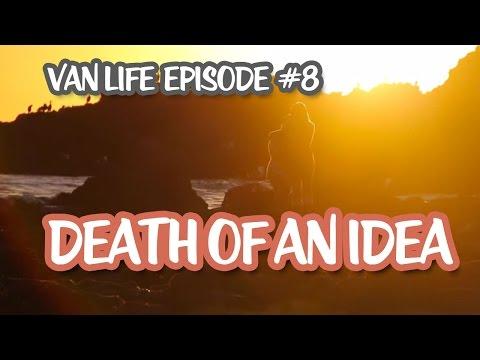 Living In A Van EP8 - Salton Sea and Malibu, CA