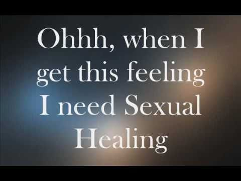 Marvin Gaye  Sexual Healing lyrics