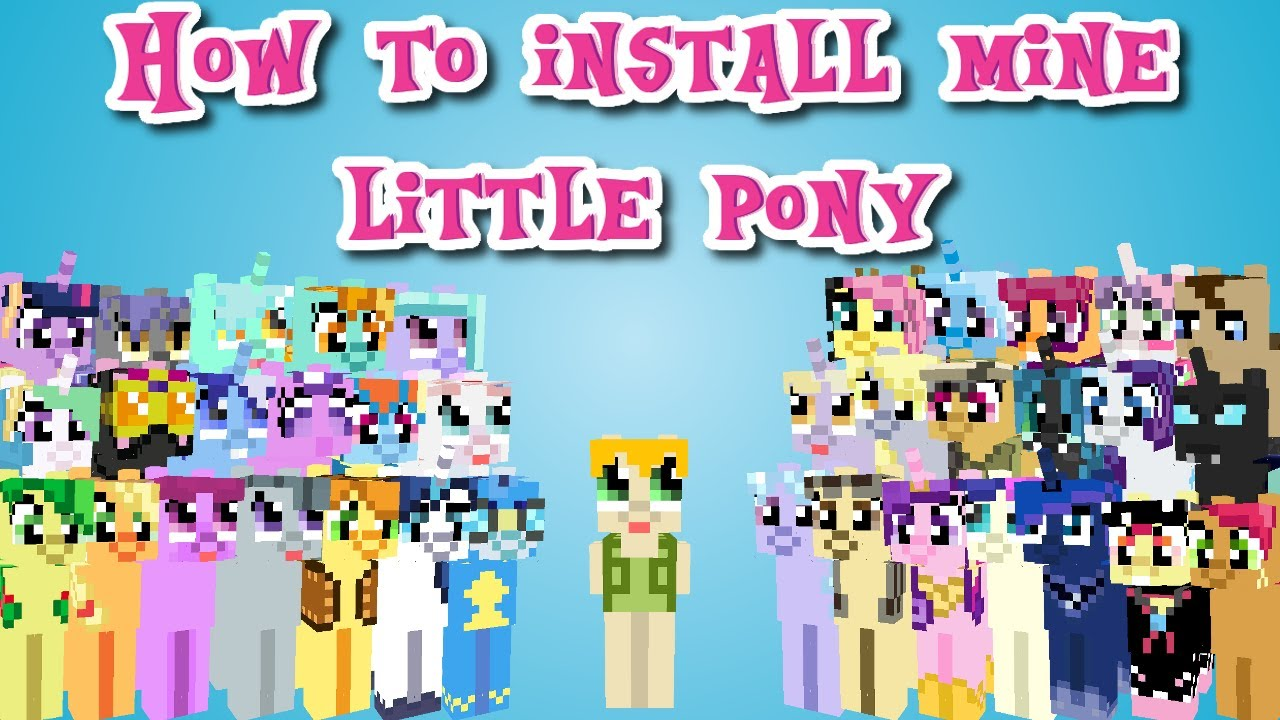 Out of date minecraft how to installmod showcase mine little out of date minecraft how to installmod showcase mine little pony youtube sciox Choice Image