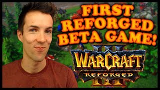 Grubby | FIRST REFORGED BETA GAME