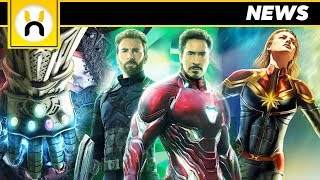 Avengers 4 First Official Synopsis REVEALED