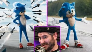 Is the New Sonic CGI Better Or Worse?
