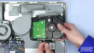 20-inch iMac G5 Hard Drive Installation Video